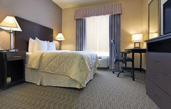 Kamers Comfort Inn & Suites Oklahoma City West - I-40