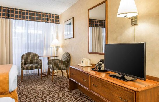 Doppelzimmer Komfort Quality Inn and Conference Center
