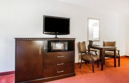 Chambre Red Roof Suites Mt Holly - McGuire AFB