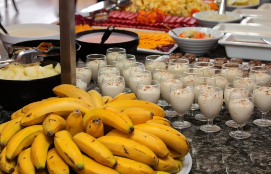 Breakfast buffet Weare La Paz