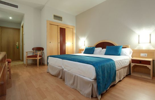 Double room (standard) Weare La Paz