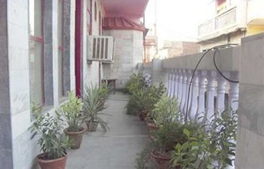 Terrasse Hotel Raj Bed & Breakfast