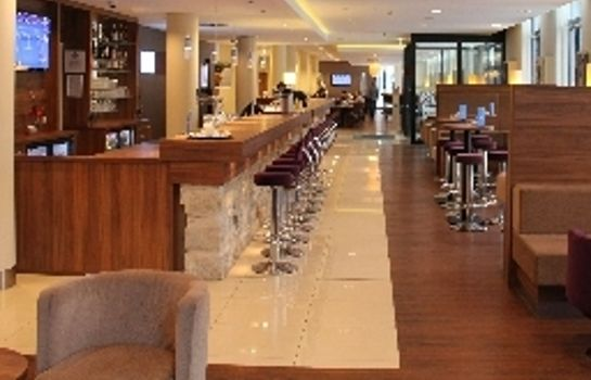 Hotel bar Holiday Inn Express DRESDEN CITY CENTRE