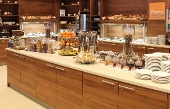 Breakfast buffet Holiday Inn Express DRESDEN CITY CENTRE