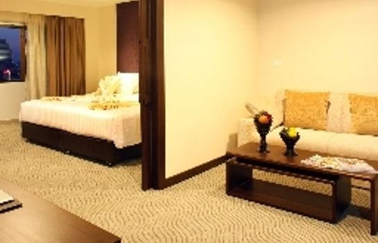 Junior suite Furama Silom Bangkok