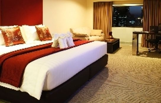 Double room (superior) Furama Silom Bangkok