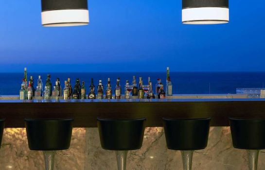 Bar del hotel The Royal Blue