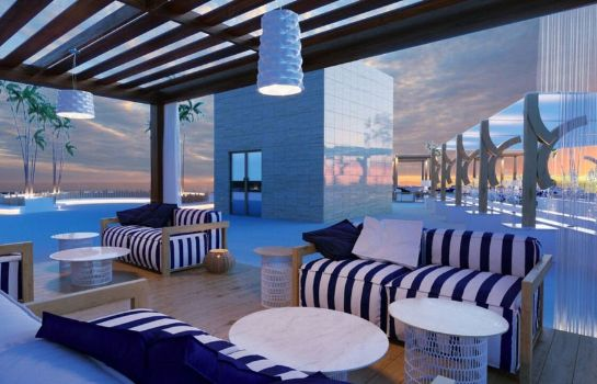 Terraza The Royal Blue