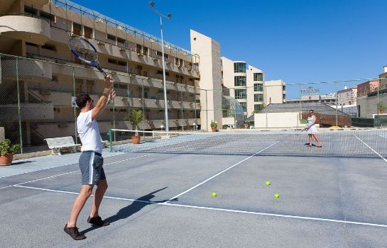 Tennis court LABRANDA Hotel Isla Bonita - All Inclusive