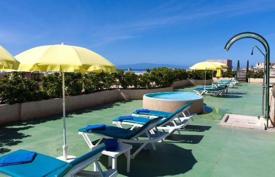 Terrace LABRANDA Hotel Isla Bonita - All Inclusive