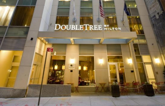Vue extérieure DoubleTree by Hilton New York City - Financial District