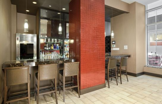 Restaurant DoubleTree by Hilton New York City - Financial District
