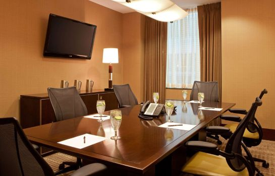 Salle de séminaires DoubleTree by Hilton New York City - Financial District