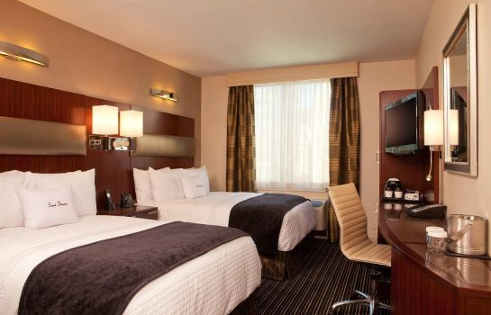 Chambre DoubleTree by Hilton New York City - Financial District