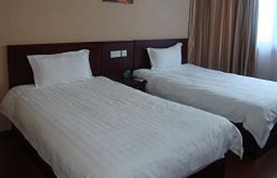 Zimmer Green Tree Inn Hutang Wanda Plaza Express Hote Domestic onlyl
