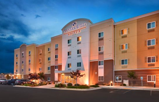 Außenansicht Candlewood Suites GRAND JUNCTION NW