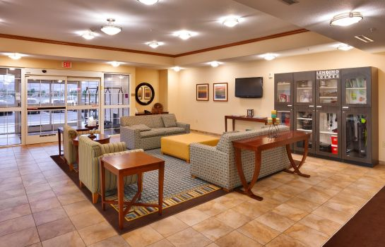 Hotelhalle Candlewood Suites GRAND JUNCTION NW