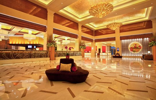 Lobby InterContinental Hotels WUXI