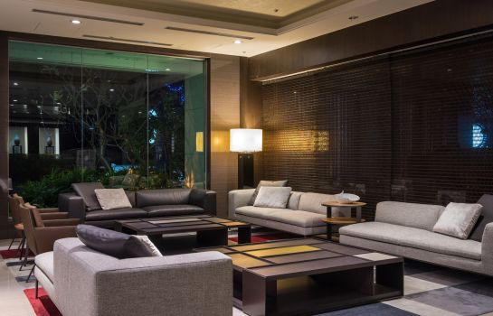 Vista all'interno Taipung Suites