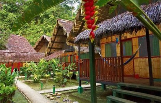 Vista exterior YACUMA ECOLODGE - ALL INCLUSIVE