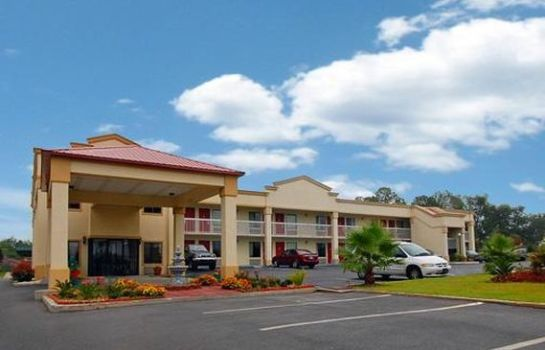 Vista exterior Econo Lodge  Inn & Suites