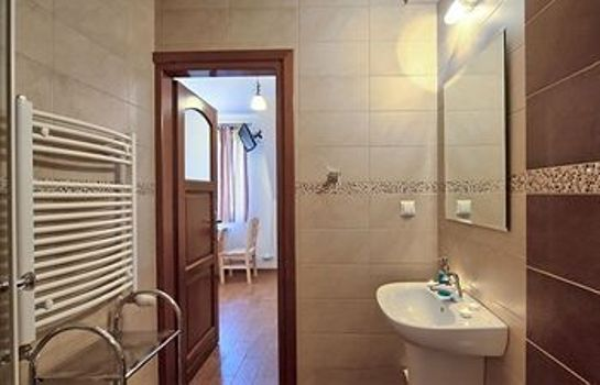 Bagno in camera VISITzakopane City Apartments