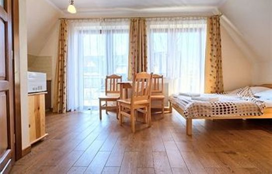 Camera standard VISITzakopane City Apartments