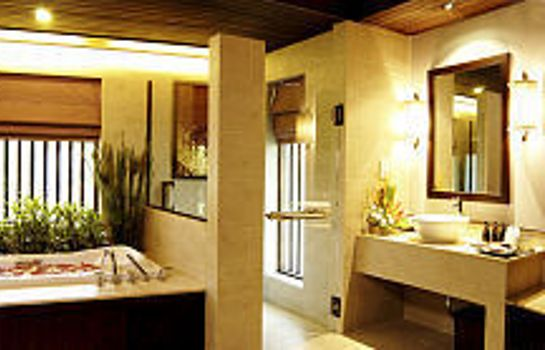 Bathroom Novotel Samui Resort Chaweng Beach Kandaburi
