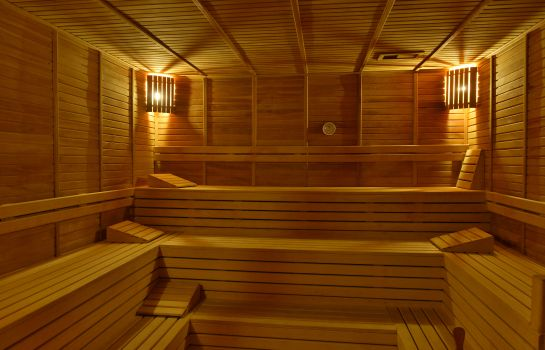Sauna Crown Palace Side