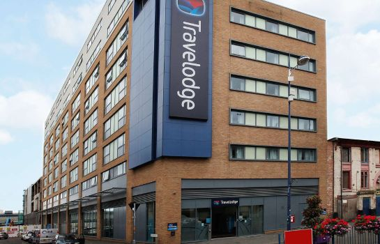 Exterior view TRAVELODGE BIRMINGHAM CENTRAL BULL RING