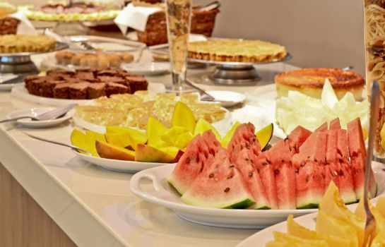 Breakfast buffet Hotel Meridional