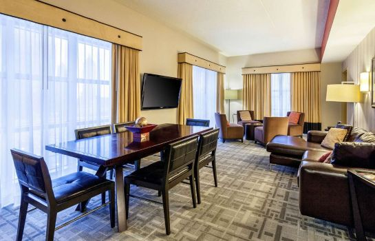 Suite Cambria Hotel Pittsburgh - Downtown