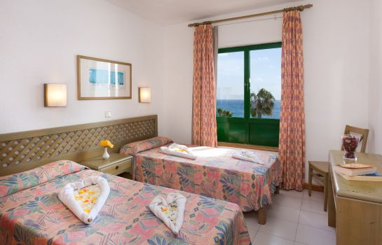 chambre standard Blue Sea Costa Teguise Beach