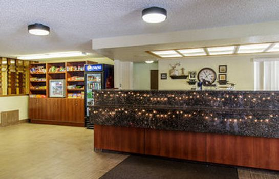 Hotelhalle RICHLAND INN AND SUITES