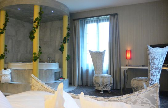 Junior Suite Herberge Teufenthal