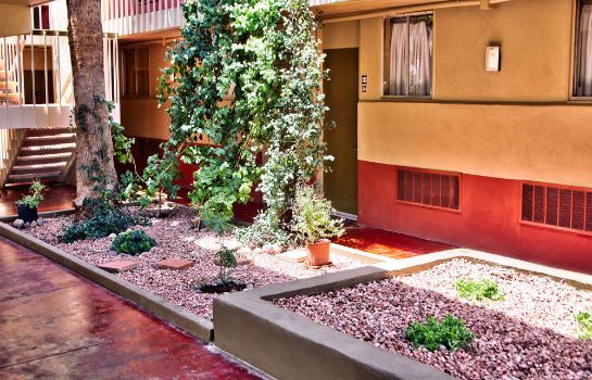 Tuin Travelodge Phoenix Downtown