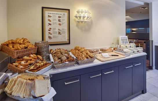 Breakfast buffet Ramada Tivoli