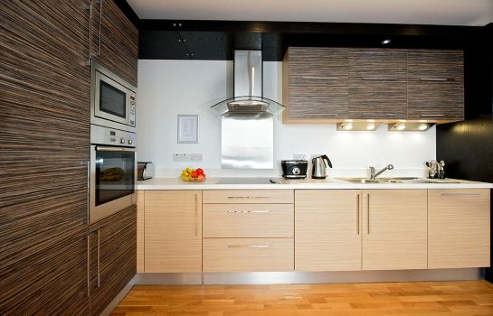 Information Staycity Serviced Apartments Edinburgh – West End