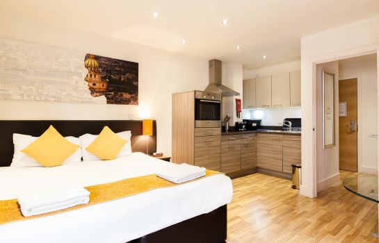 Single room (standard) Staycity Serviced Apartments Edinburgh – West End