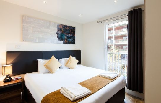 Double room (standard) Staycity Serviced Apartments Edinburgh – West End