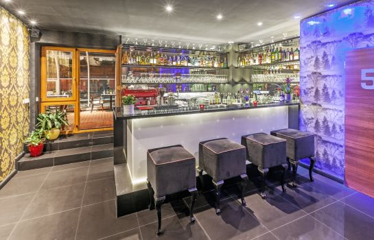 Hotel bar Pytloun City Boutique
