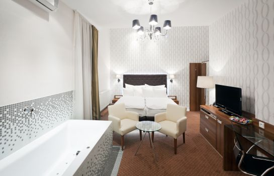 Double room (superior) Pytloun City Boutique