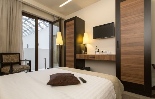 Chambre individuelle (standard) Europa Royale Bucharest