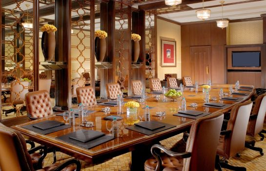 Conference room The Leela Palace Chennai