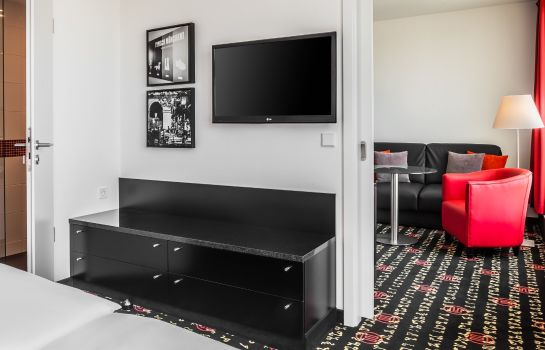 Suite Holiday Inn MUNICH - WESTPARK