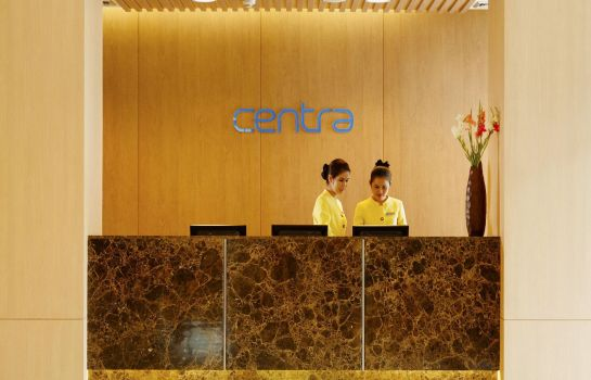 Reception Centra by Centara Government Complex Hotel & Convention Centre Chaeng Watthana