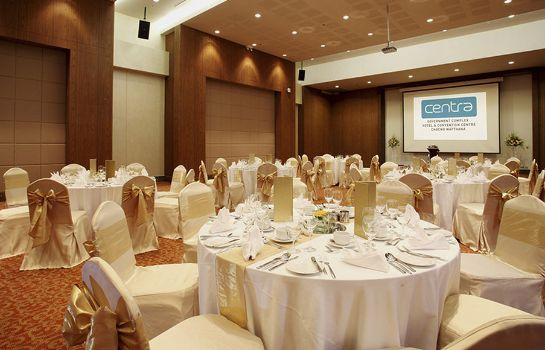 Restaurant Centra by Centara Government Complex Hotel & Convention Centre Chaeng Watthana