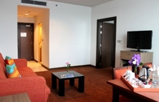 Suite Centra by Centara Government Complex Hotel & Convention Centre Chaeng Watthana