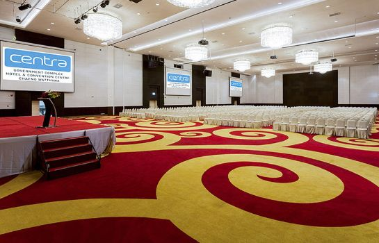 Conference room Centra by Centara Government Complex Hotel & Convention Centre Chaeng Watthana
