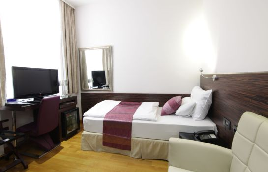 Chambre individuelle (standard) Best Western Plus Hotel Arcadia